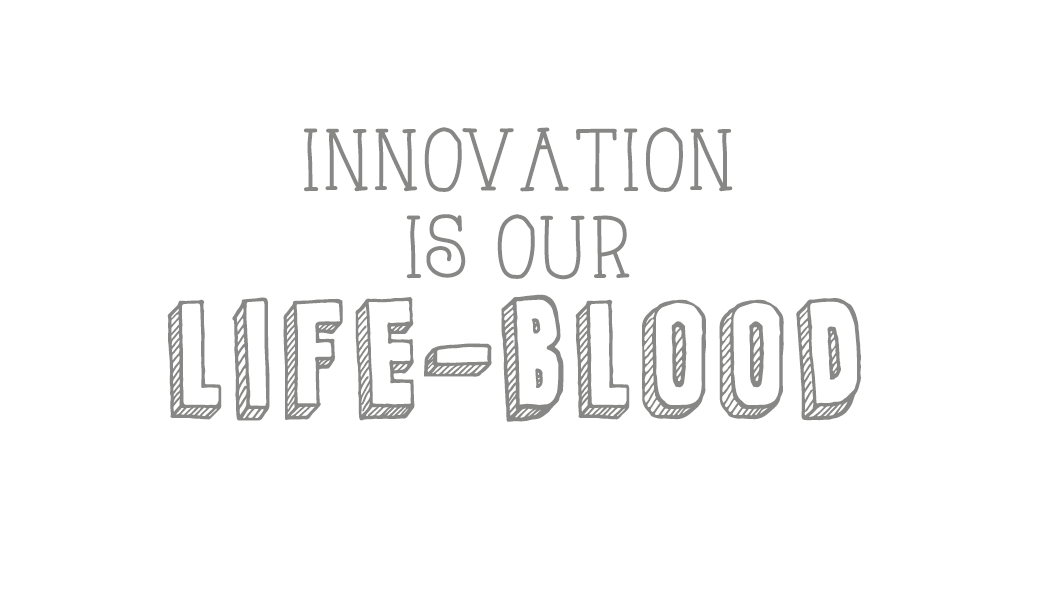 Innovation is our life-blood graphic - Dwain McDonald, CEO DPD UK